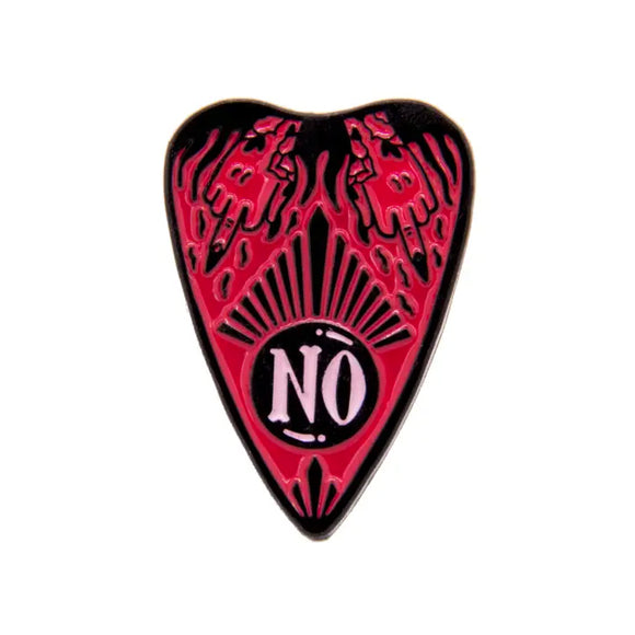 """No"" Planchet l Pin"