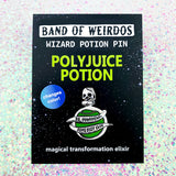 Polyjuice Potion Enamel Pin