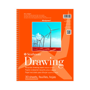 Strathmore Windpower Drawing Pad