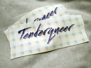 Tenderqueer Patch