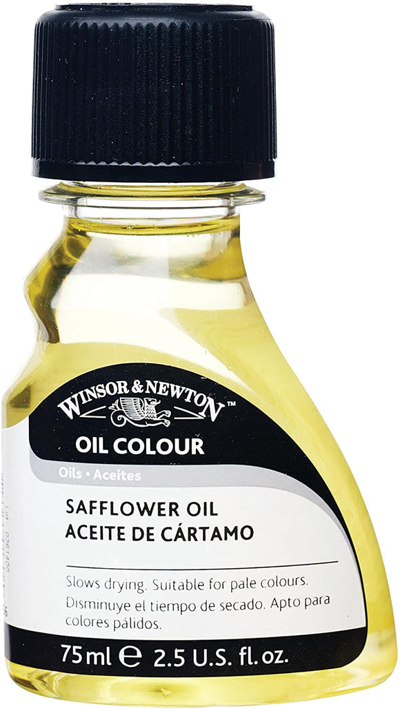 Winsor & Newton Safflower Oil, 2.5 oz
