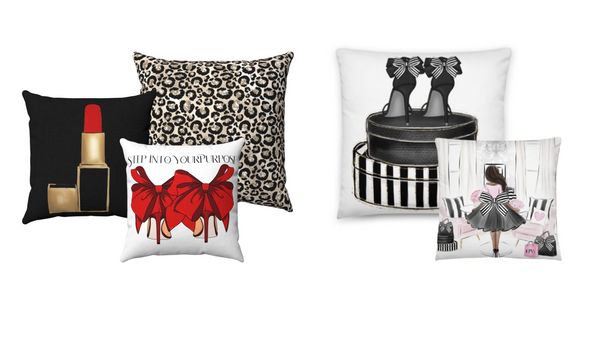 GLAM PILLOWS