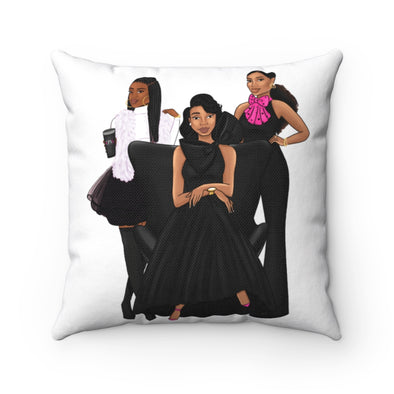 CPNS Sisters  Square Pillow