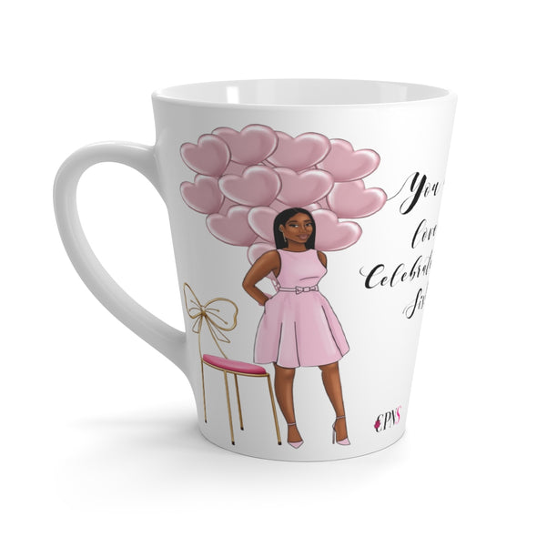 You are Loved Latte Mug