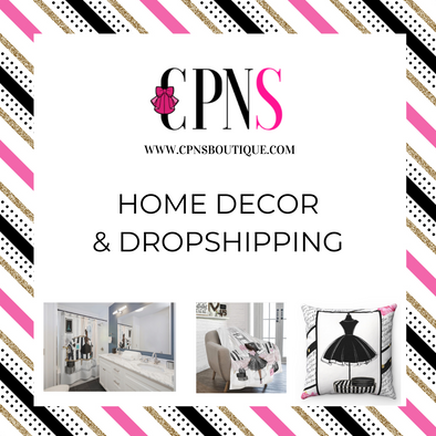 Home Decor Dropshipping RECORDING