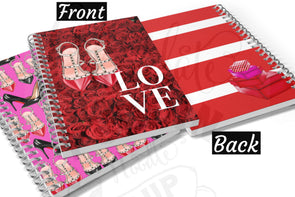 SALE NOTEBOOK - SHOE LOVE