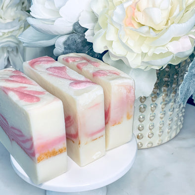 She is Pampered Body Butter & Soap Set