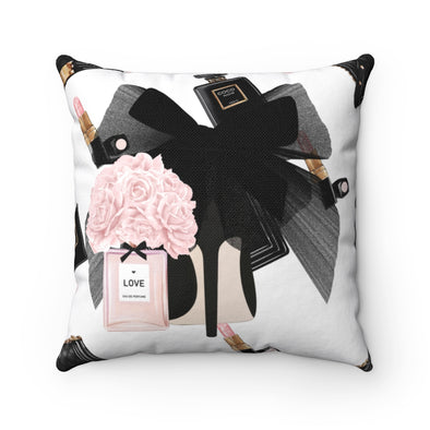 Out Here Looking Fabulous! Spun Polyester Square Pillow