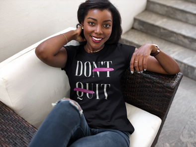DO IT Women's Heavy Cotton Tee