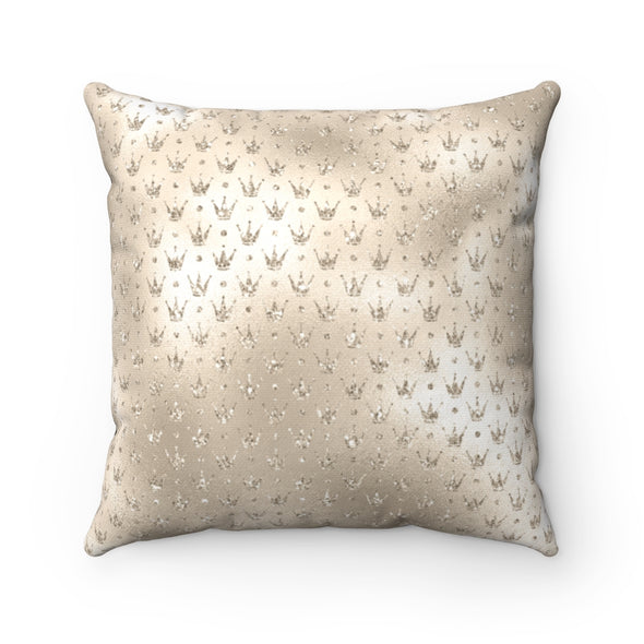 Royal Diva Square Pillow