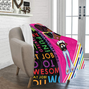 Elle Girl Blanket