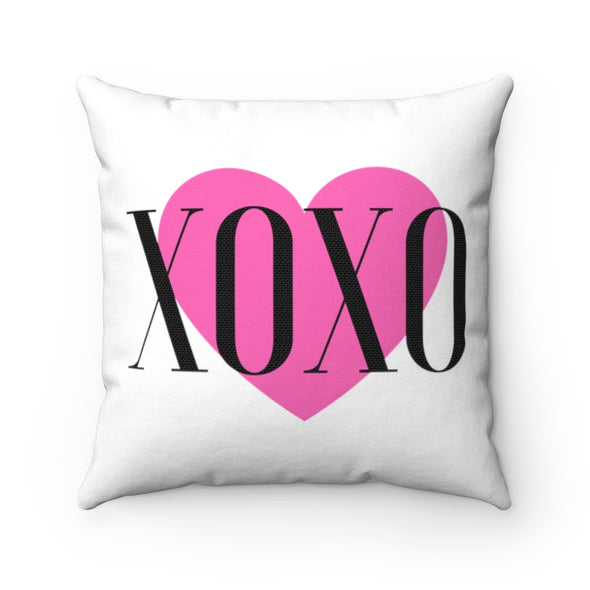 XOXO  Square Pillow