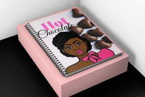 SALE NOTEBOOK - CHOCOLATE GIRL