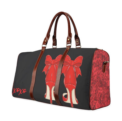 Heels and Roses Duffle Bag