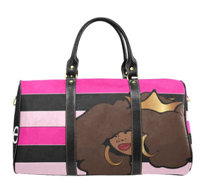 Pink Queen Duffle Bag