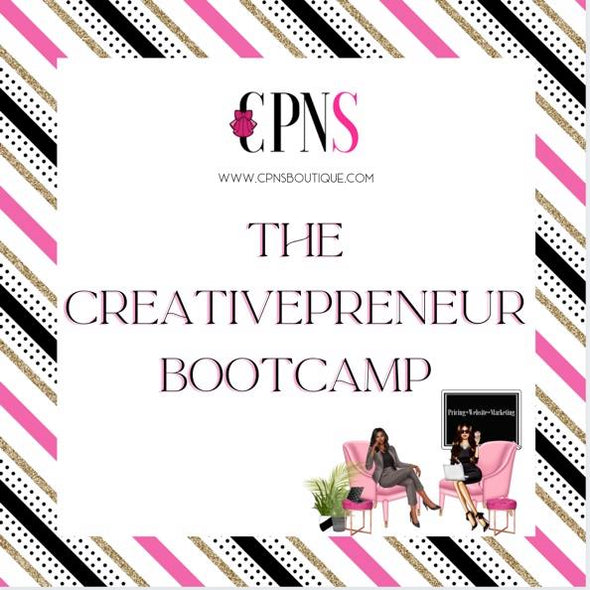 Creativepreneur Bootcamp
