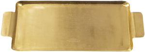 Brass Rectangle Tray design by Puebco
