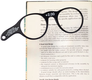 Magnifier Glass design by Puebco