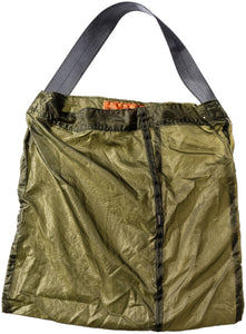 Vintage Parachute Light Bag - Olive design by Puebco