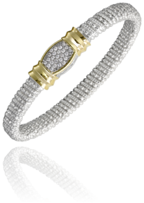 New Sleek Diamond Bracelet by Vahan