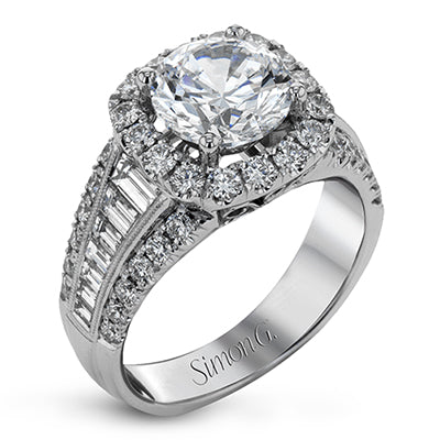 Breathtaking Diamond Engagement Ring by Simon G