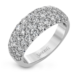 "The ""Ultimate"" Diamond Band by Simon G"