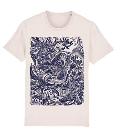 Birds Men's T-shirt Vintage