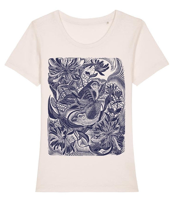 Birds Women's T-shirt Vintage