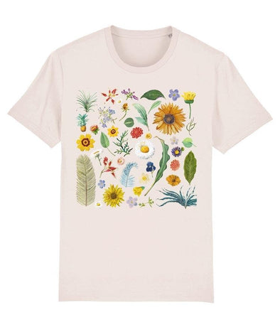 Botanical Men's T-shirt Vintage