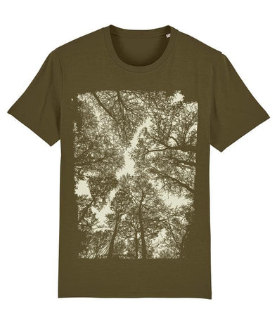Forest Men's T-shirt Khaki