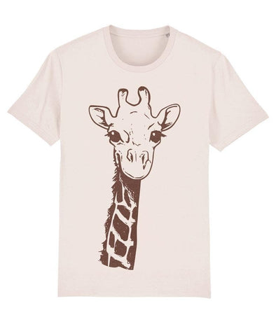 Giraffe Men's T-shirt Vintage