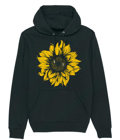 Sunflower Hoodie Men's Black