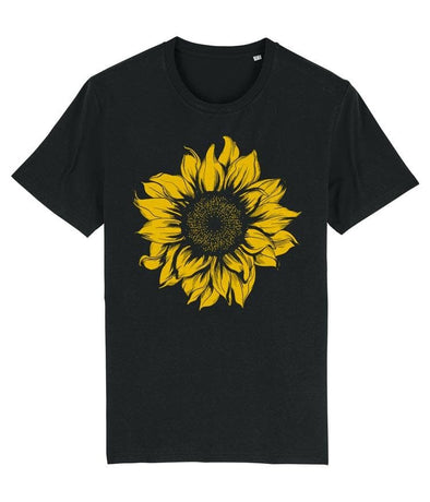 Sunflower Men's T-shirt Black