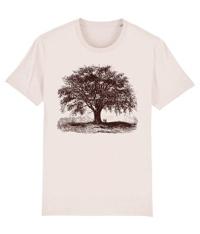 Vintage Tree Men's T-shirt Vintage White