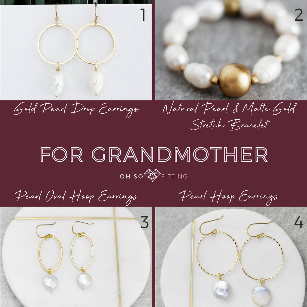 Gift Ideas: For Grandmother