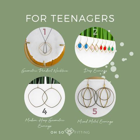 Gift Ideas: For the Teenagers