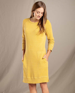 Toad & Co - Womens Epiq Longsleeve Dress - metro hemp supply