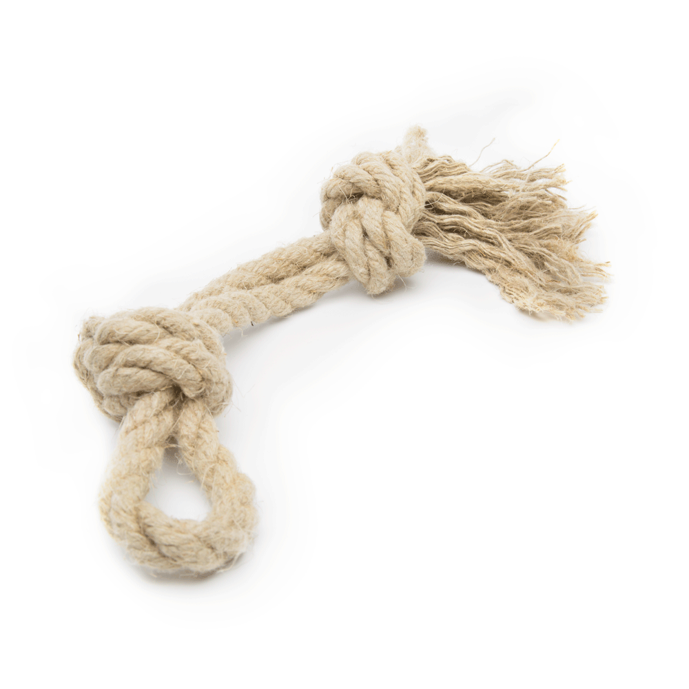 Hempy's Rope Dog Chew Toy - metro hemp supply