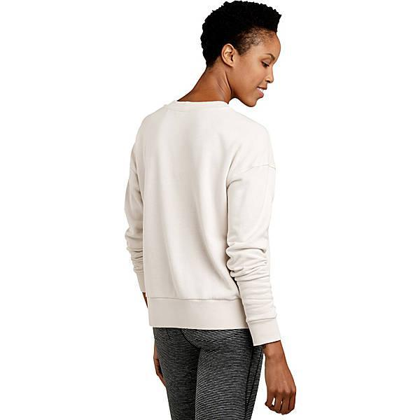 Toad & Co - Womens Epiq Long Sleeve Pullover - metro hemp supply