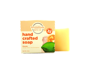 WholeMade Elevate Hemp Soap - metro hemp supply