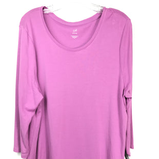 Primary Photo - BRAND: J JILL STYLE: TOP LONG SLEEVE COLOR: PINK SIZE: XL SKU: 164-164180-2338