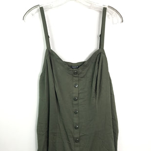 Primary Photo - BRAND: TORRID STYLE: TOP SLEEVELESS COLOR: OLIVE SIZE: XL OTHER INFO: SZ 2 SKU: 164-164196-365