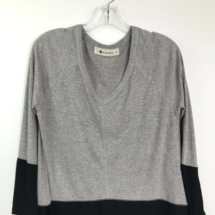 Primary Photo - BRAND: IMPECCABLE PIG STYLE: TOP LONG SLEEVE COLOR: GREY SIZE: S SKU: 164-164180-2303