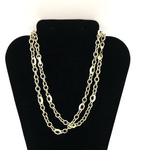 Primary Photo - BRAND: J CREW STYLE: NECKLACE COLOR: GOLD SKU: 164-164180-2288