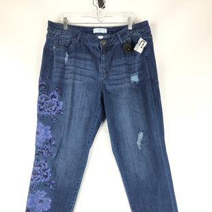 Primary Photo - BRAND: LANE BRYANT STYLE: JEANS COLOR: DENIM BLUE SIZE: 18 SKU: 164-164189-653