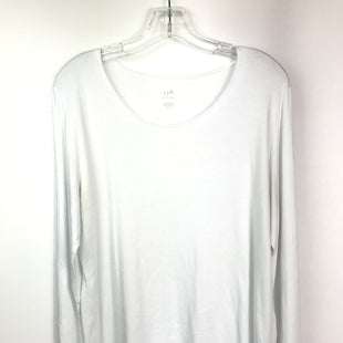 Primary Photo - BRAND: J JILL STYLE: TOP LONG SLEEVE BASIC COLOR: WHITE SIZE: XL SKU: 164-164180-2327