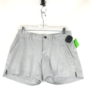 Primary Photo - BRAND: MAGELLAN STYLE: SHORTS COLOR: GREY SIZE: 2 OTHER INFO: SZ. XS HEATHERED LIGHT GRAY SKU: 164-164196-376