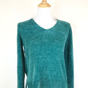 Primary Photo - BRAND: MAISON JULES STYLE: SWEATER LIGHTWEIGHT COLOR: GREEN SIZE: M OTHER INFO: NEW! SKU: 164-164136-20368