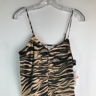 Primary Photo - BRAND: NINE WEST APPAREL STYLE: TOP SLEEVELESS COLOR: ZEBRA PRINT SIZE: M OTHER INFO: NEW SKU: 164-164136-19533