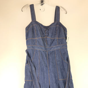 Primary Photo - BRAND: ANTHROPOLOGIE STYLE: DRESS LONG SLEEVELESS COLOR: DENIM SIZE: M OTHER INFO: SIZE: 8, ETT TWA BY ANTHROPOLOGIE SKU: 164-164175-4474